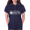 Eat Sleep Scuba Dive Womens Polo