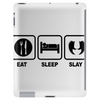 EAT SLEEP SLAY Tablet (vertical)