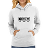EAT SLEEP SLAY Womens Hoodie