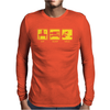 Eat, Sleep, Weld Funny Welder Mens Long Sleeve T-Shirt