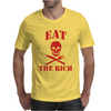 Eat The Rich Mens T-Shirt