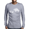 Ecto 1 Mens Long Sleeve T-Shirt