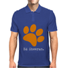 Ed Sheeran Paw Mens Polo