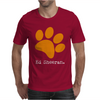 Ed Sheeran Paw Mens T-Shirt