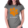 Ed Sheeran Paw Womens Fitted T-Shirt
