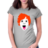 Ed Sheeran X face Womens Fitted T-Shirt