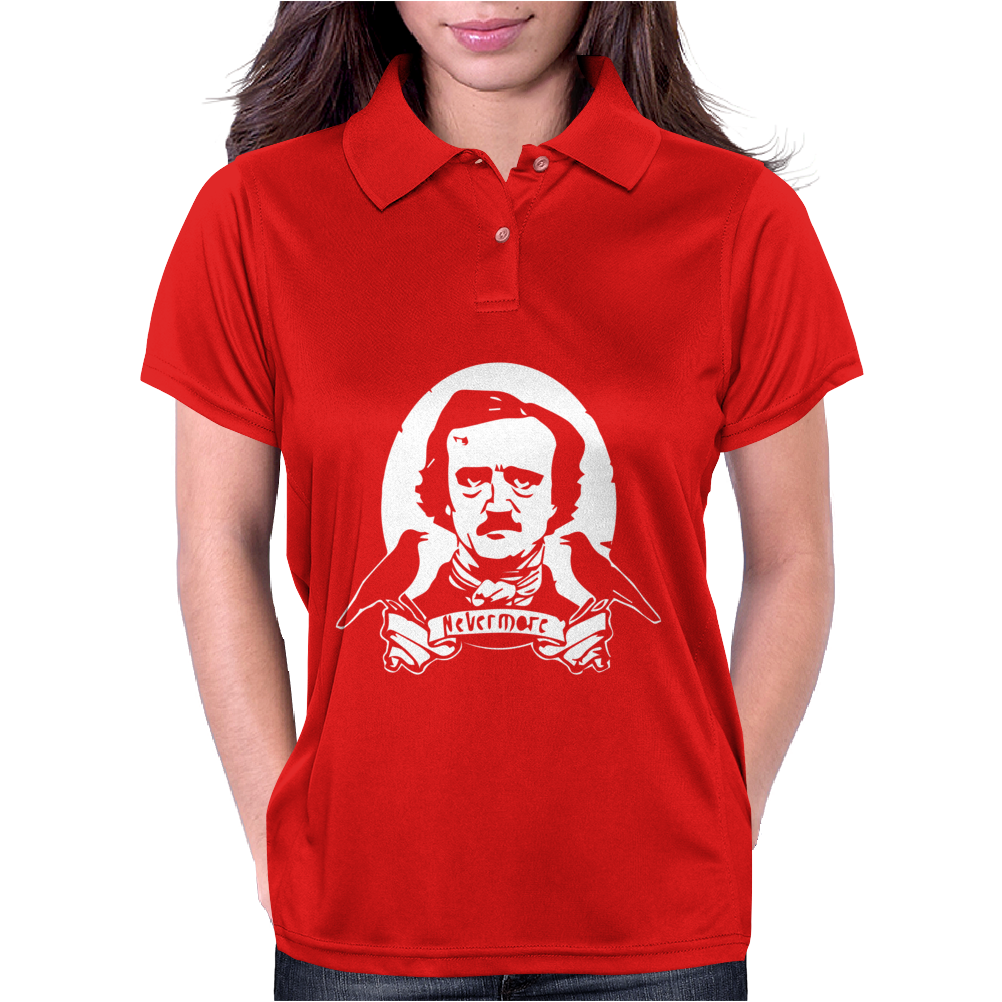 Edgar Allan Womens Polo