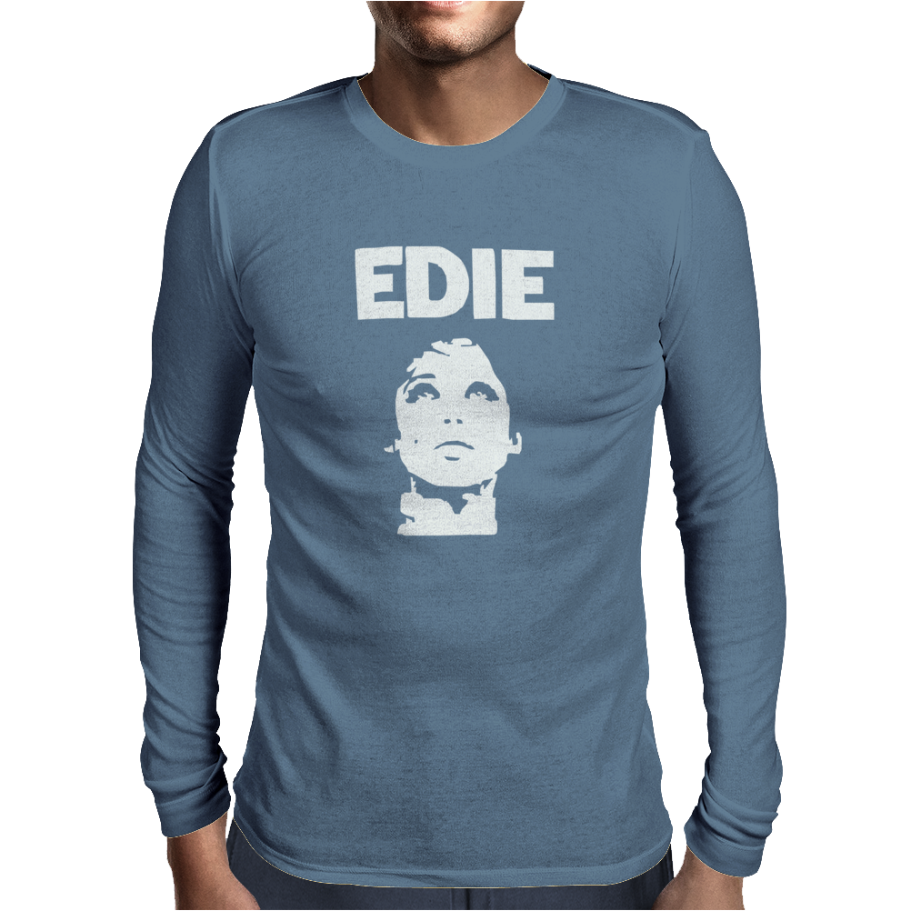 Edie Sedgwick Mens Long Sleeve T-Shirt