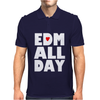Edm All Day Mens Polo
