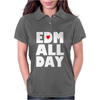 Edm All Day Womens Polo