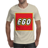 Ego-Lego Label Mens T-Shirt