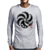 EHIME Japanese Prefecture Design Mens Long Sleeve T-Shirt