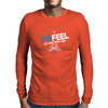 eifFEEL the love from Paris Mens Long Sleeve T-Shirt
