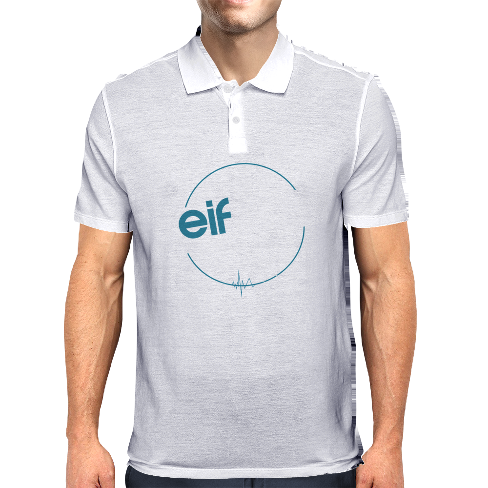 eifFEEL the love from Paris Mens Polo