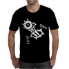 Eight Ball Vinyl Decal Mens T-Shirt