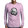 einstein Mens Long Sleeve T-Shirt