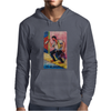 El Borracho The Drunk Tarot Mens Hoodie