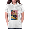 El Borracho The Drunk Tarot Womens Polo