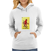 El Diablito The Devil Mexican Lottery Womens Hoodie