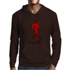 El Diablito The Devil Tarot Cards Readings Mens Hoodie
