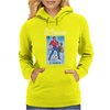 El Valiente The Hero Mexican Lottery Womens Hoodie