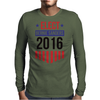 Elect Bernie Sanders 2016 Mens Long Sleeve T-Shirt