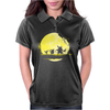 Electric Moonwalk Womens Polo