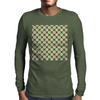 Electric Net Mens Long Sleeve T-Shirt