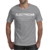 Electrician Mens T-Shirt