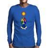 Elemental Sun Goddess Mens Long Sleeve T-Shirt