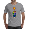 Elemental Sun Goddess Mens T-Shirt