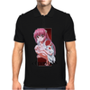 Elfen Lied Red Passion Mens Polo
