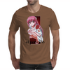Elfen Lied Red Passion Mens T-Shirt