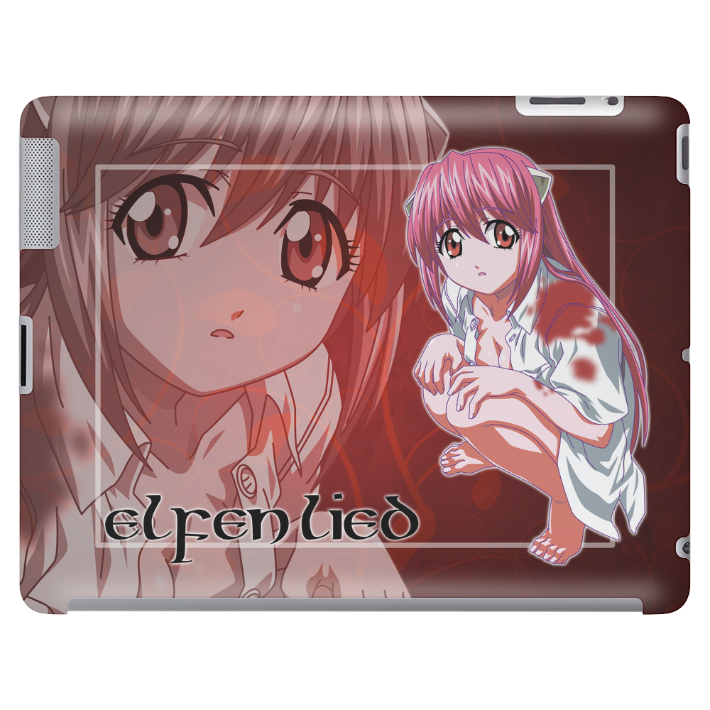 Elfen Lied Red Passion Tablet