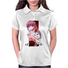 Elfen Lied Red Passion Womens Polo