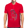 Elfen Lied Watercolor Mens Polo