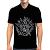 Eliphas Levis Pentagram Mens Polo