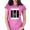 Elmo 3D Womens Fitted T-Shirt
