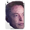 Elon Musk Low Poly Portrait Tablet