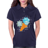 ELSA'S FROZEN TREATS Womens Polo