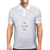 Elves do it in the woods Mens Polo