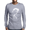 Elvis Presley Silhouette Mens Long Sleeve T-Shirt
