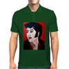 ELVIS  THE KING Mens Polo