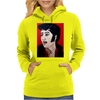 ELVIS  THE KING Womens Hoodie