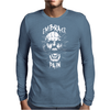 Embrace Pain Mens Long Sleeve T-Shirt