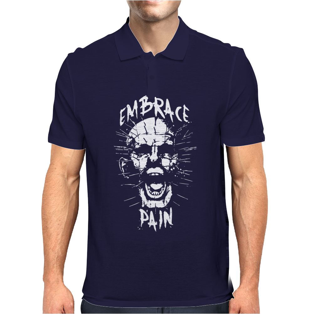 Embrace Pain Mens Polo