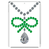 Emerald Bow Necklace Tablet