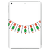 Emeralds and Orange Flowers Tablet