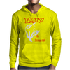 Emily the Strange style Mens Hoodie