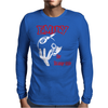 Emily the Strange style Mens Long Sleeve T-Shirt